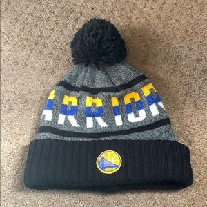 Golden State Warriors hat Mitchell and Ness